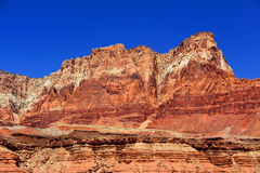 Vermilion скалы, Аризона Стоковое Изображение RF