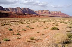 Vermilion Cliffs Royalty Free Stock Image