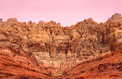 Vermilion Cliffs Royalty Free Stock Images
