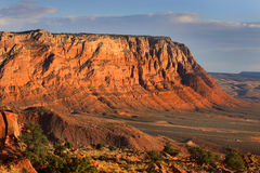 Vermilion cliffs Stock Images
