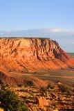 Vermilion cliffs landscape. Scenic Vermilion cliffs landscape near Page Arizona Royalty Free Stock Images