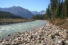 Vermilion flod Royaltyfri Fotografi