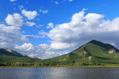 Vermilion Lakes Royalty Free Stock Photo