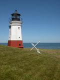 Vermilion Lighthouse Stock Photos