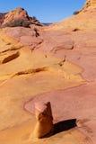 vermillion памятника скал национальный Стоковое Изображение RF
