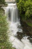 Vermillion падения реки стоковое фото rf