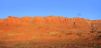 Vermillion скалы Стоковые Фотографии RF