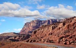 Vermillion Cliffs stock images