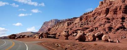 Vermillion Cliffs stock photography