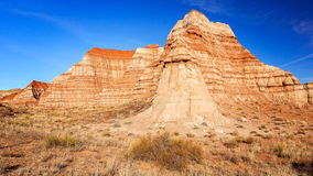 Vermillion Cliffs in the Grand Staircase-Escalante National Monu Royalty Free Stock Photography