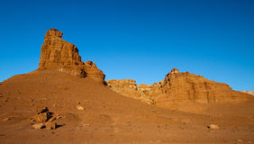 Vermillion Cliffs National Monument, Arizona. The Vermillion Cliffs at sunrise Royalty Free Stock Photography