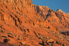 Vermillion Cliffs National Monument Stock Image