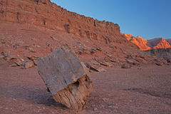 Vermillion Cliffs National Monument Royalty Free Stock Photography