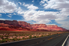 Vermillion Cliffs, USA Royalty Free Stock Photos