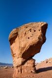 vermillion för rock för allsidig klippamonument nationell Arkivbild