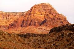 Vermillion klippor i Arizona Royaltyfria Foton