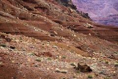 Vermillion klippor i Arizona Royaltyfri Bild