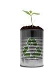 Verminder Hergebruik en recycleer opnieuw Stock Foto's