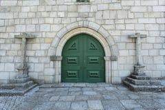 """Vermiosa, iglesia parroquial del †de Guarda """" fotos de archivo"""