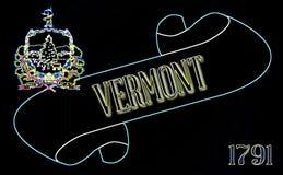 Vermont ślimacznica ilustracji