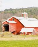 Vermont. Farm near St. Johnsbury, Vermont, USA Royalty Free Stock Photography