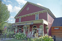 Vermont Country Store Royalty Free Stock Photography