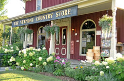 The Vermont Country Store Stock Photography