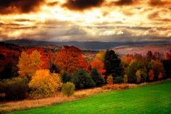 Vermont, de V.S. royalty-vrije stock fotografie