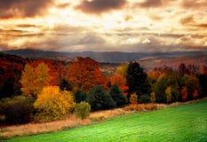 Vermont, de V.S. Royalty-vrije Stock Afbeeldingen