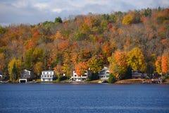 Vermont fall foliage Stock Photos