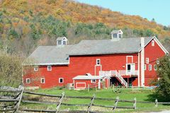 Vermont Farm Stock Images