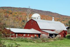 Vermont Farm Stock Photography