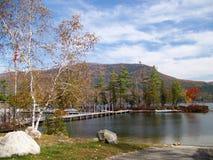 Vermont foliage Stock Image