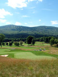 Vermont Golf Course Stock Photo