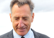 Vermont-Gouverneur Peter Shumlin Stockfoto
