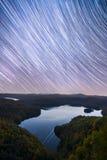 Vermont gwiazdy w spadku obraz stock