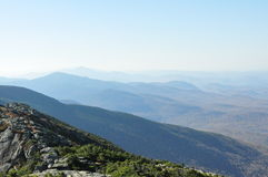 Vermont Mountains Stock Photography