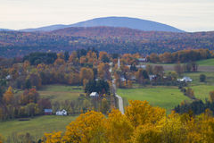 Vermont Splendid Foliage Royalty Free Stock Photo