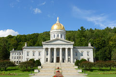 Vermont stanu dom, Montpelier Fotografia Royalty Free