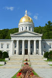 Vermont State House, Montpelier Royalty Free Stock Photos