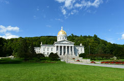 Vermont State House, Montpelier Royalty Free Stock Image