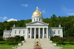 Vermont State House, Montpelier Royalty Free Stock Photography