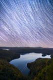 Vermont stjärnor i nedgången fotografering för bildbyråer