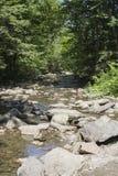Vermont Stream Stock Image