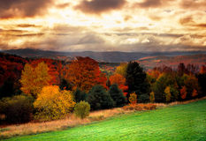Vermont, USA Royalty Free Stock Images