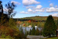 Vermont, USA Stockbild
