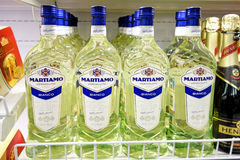 Vermouth Martiamo Bianco Stock Photography
