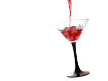 Vermouth rouge photo stock