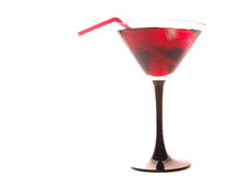 Vermouth rouge image stock