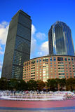 Vernünftige Mitte, Boston Lizenzfreies Stockfoto